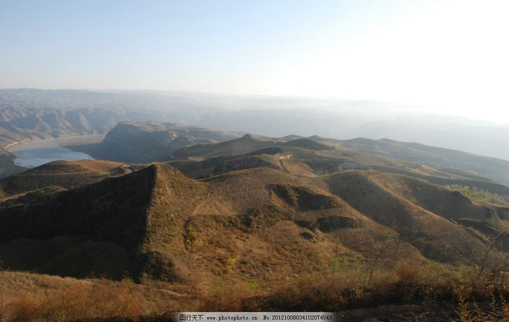 陕北 风景图片
