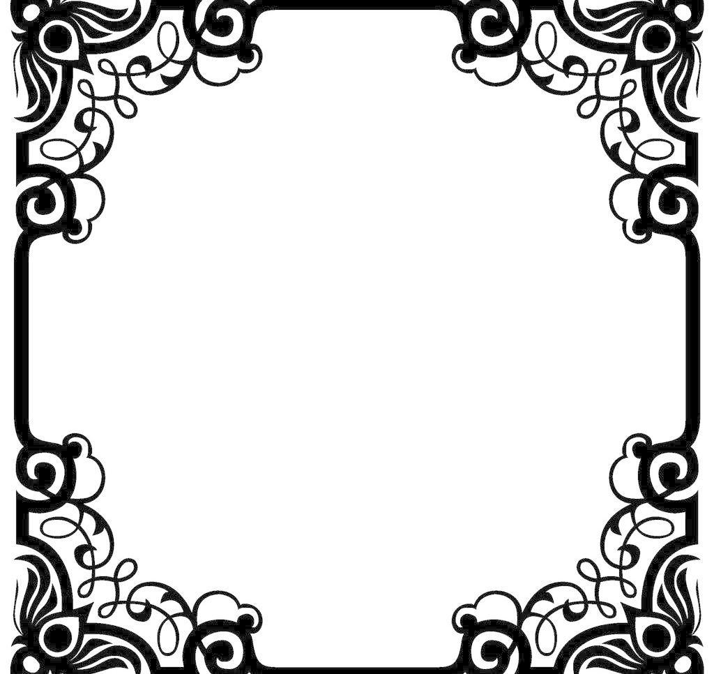 欧式花纹图片_其他_装饰素材