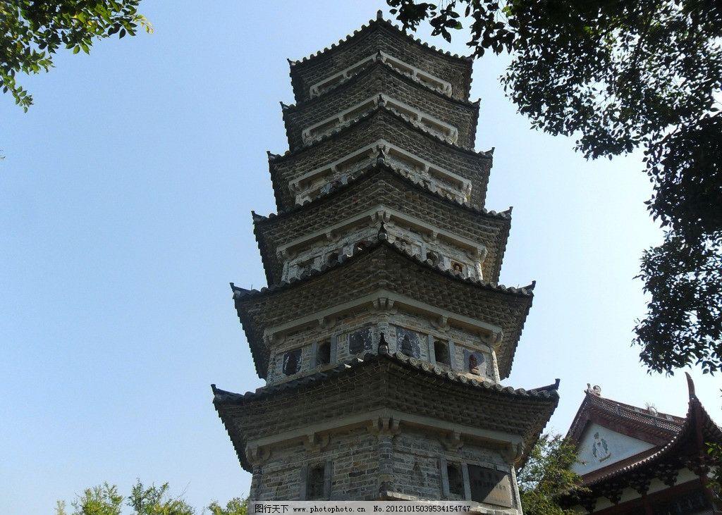 乐清东塔图片_园林建筑