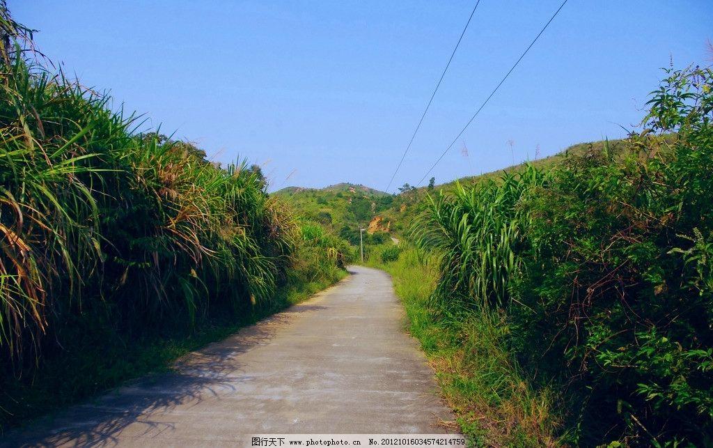 古建 梅州 梅县荷泗蕉坑 民俗村落 跨境公路 风景 兴宁径心 南头凹 芦