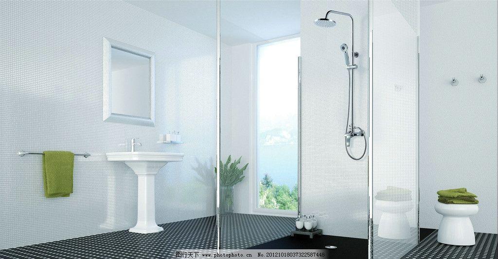 洁具 瓷砖 卫浴样板间 艺术盆 置物柜子 卫浴浴室柜 台式盆 洗手盆 面图片