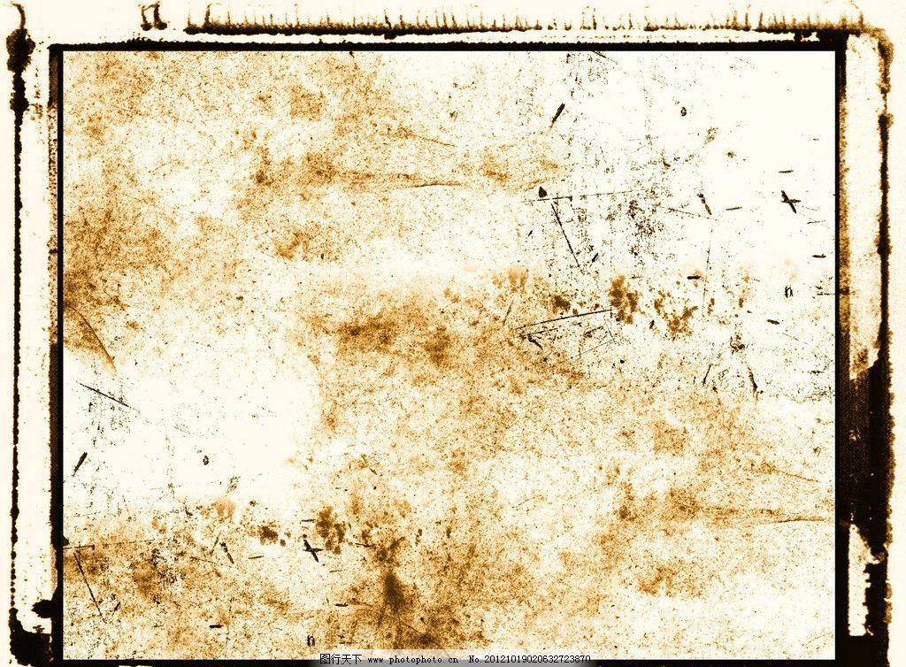 溶图背景 破旧 划痕 复古 抽象底纹 底纹边框