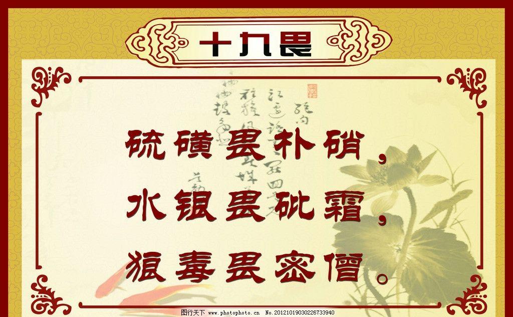 中医宣传版面 中医 医院 版面 展板模板 广告设计模板 源文件 300dpi