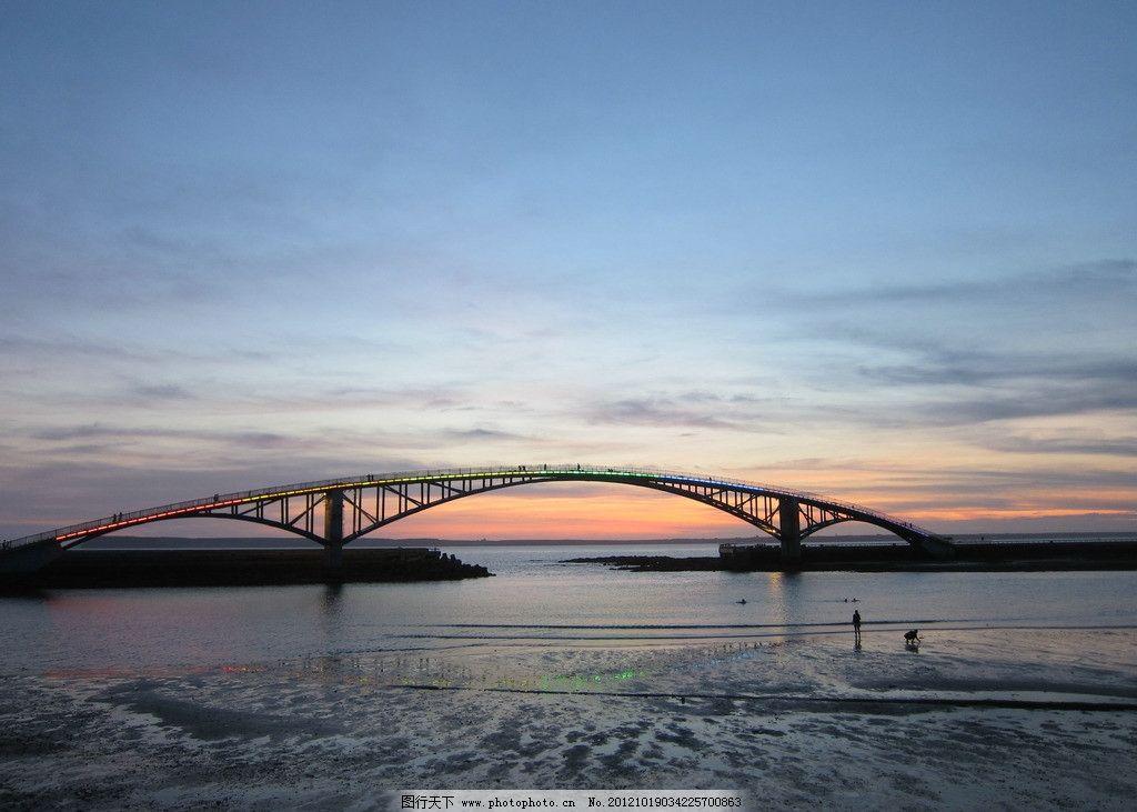 彩虹桥图片