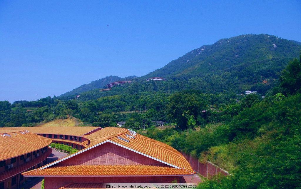 5a级风景区 雁南飞 茶田度假村 广东梅州 雁洋 长教村 商务楼房 森林