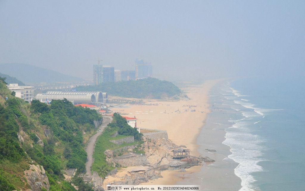 深圳前海图片_自然风景_自然景观_图行天下图库