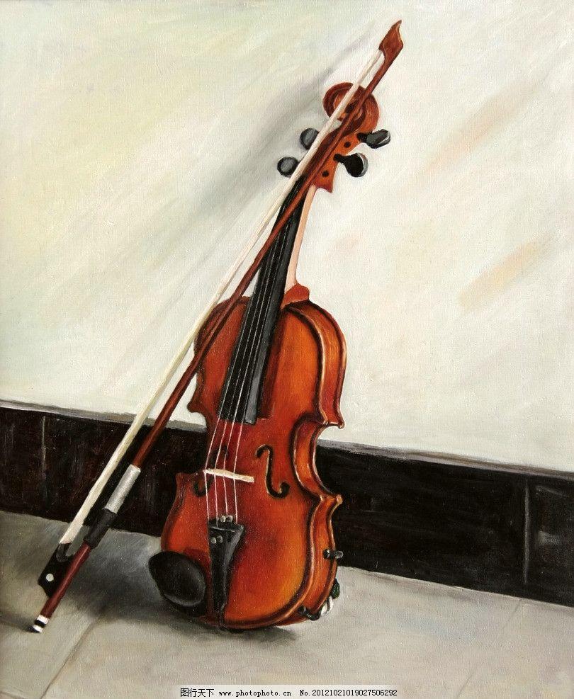 小提琴图片