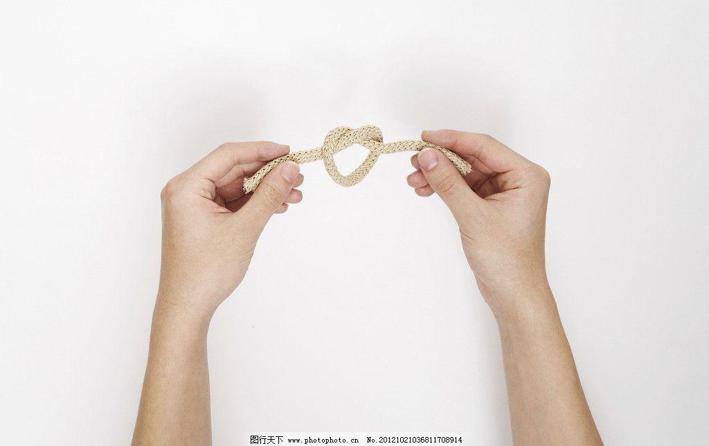 系绳子图片
