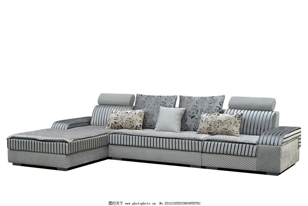 沙发 欧款 家私 家具 欧式沙发 分成图片 其他 源文件 623dpi psd