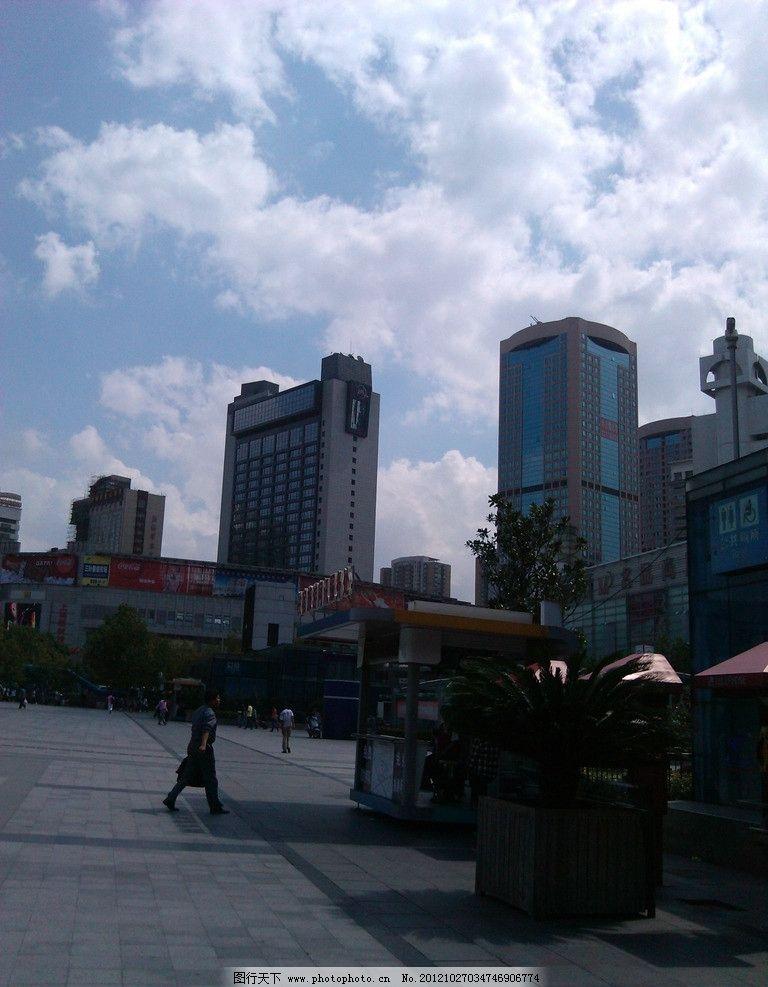 蓝天 建筑 风景 城市 园林 摄影 上海建筑 建筑摄影 建筑园林 建筑
