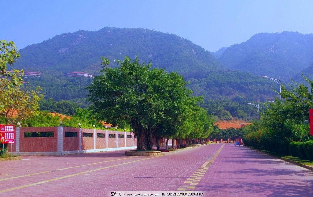 雁南飞 度假村风景图片
