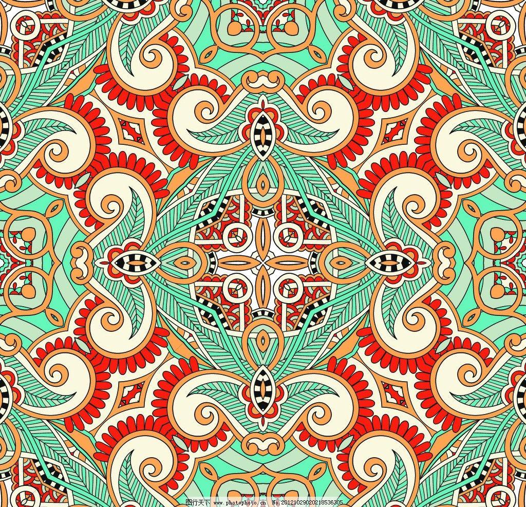 纹理 古典花纹