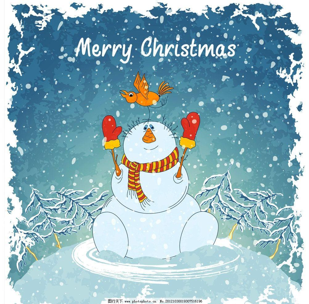 手绘雪人 圣诞节背景 小鸟 雪人 可爱 merry christmas 圣诞老人 手绘 下雪 卡通 礼品 圣诞树 雪花 梦幻 贺卡 卡片 喜庆 节日 庆祝 祝福 圣诞 圣诞节 圣诞素材 圣诞背景 圣诞海报 背景 底纹 矢量 圣诞主题 节日素材 EPS 圣诞节矢量