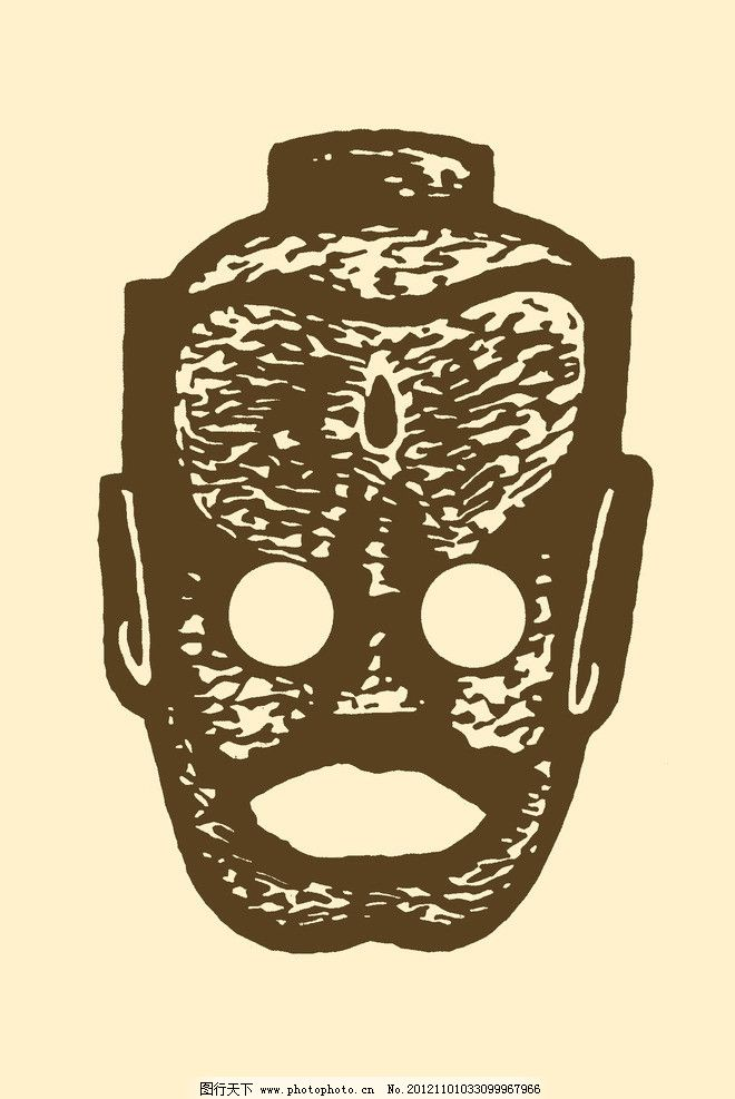 面具脸谱图片