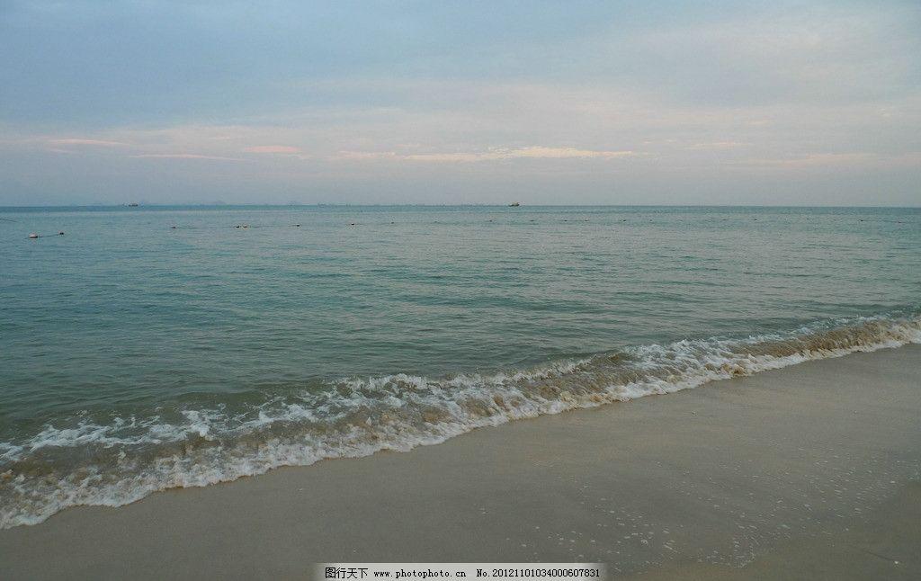 海边波浪 巽寮湾 惠州 沙滩 海滩 海边 旅游风景 国内旅游 旅游摄影