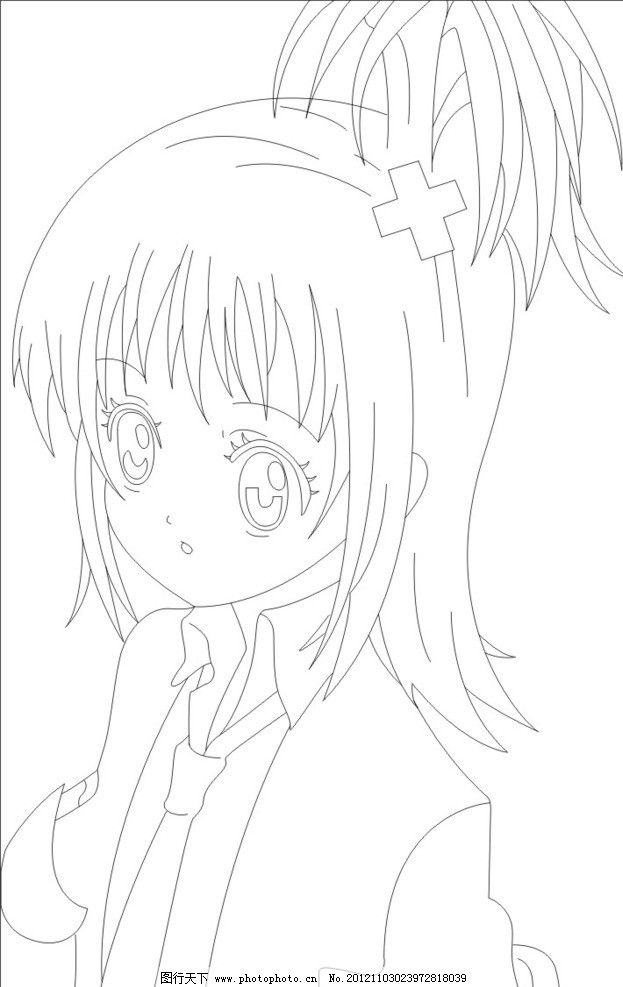 亚梦 守护甜心 源文件 卡通 动慢 可爱 背景 人物 动画 矢量图 其他