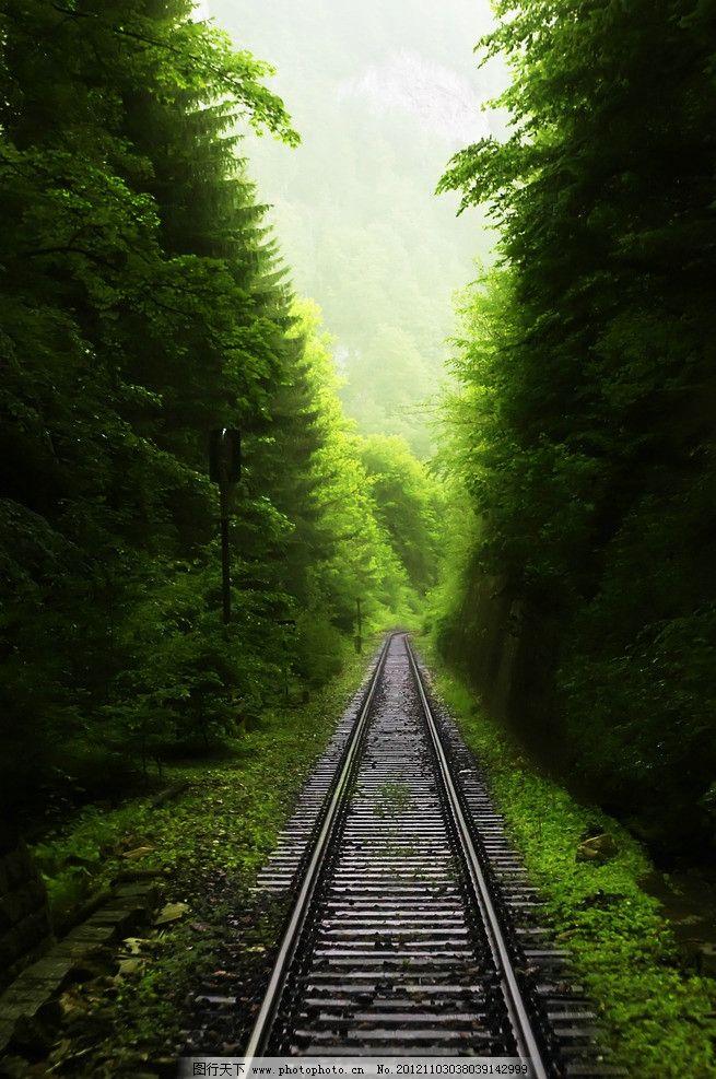铁路图片轨道-铁路图片