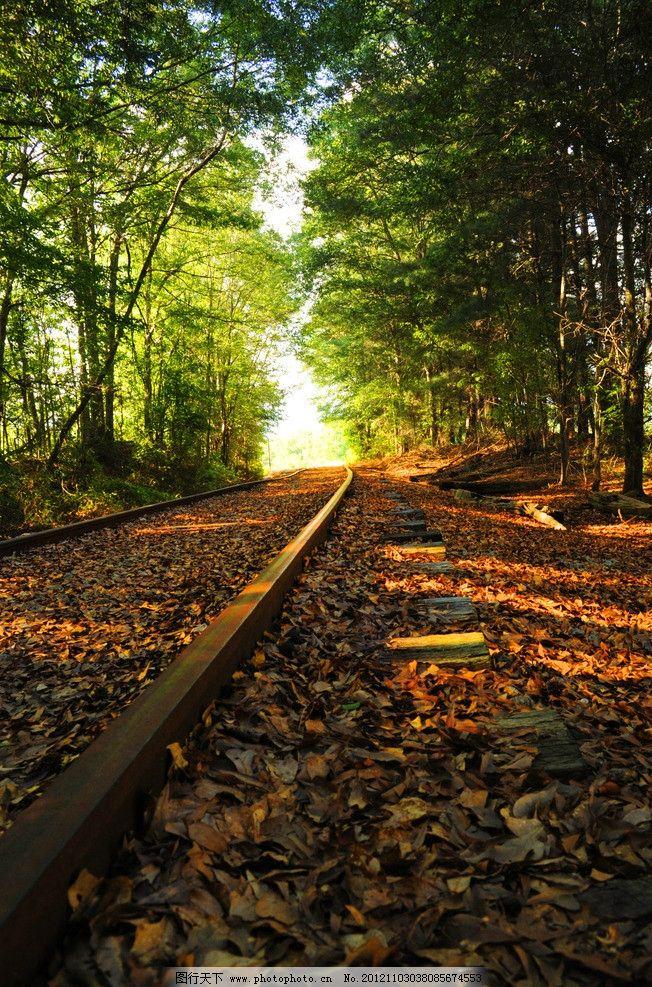 铁路东街道风景
