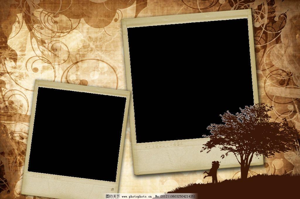 相框模板图片_相框模板