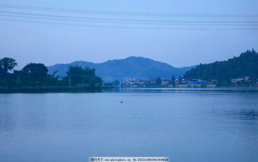 山水 梅江风景