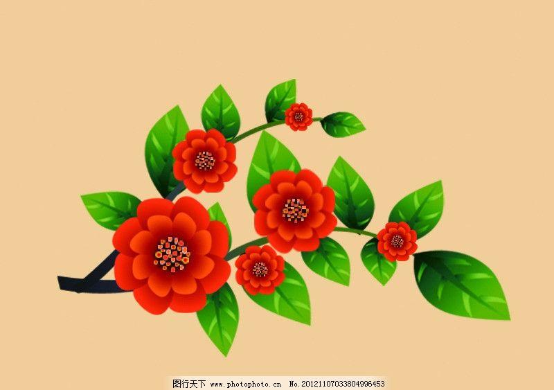 科技小制作花朵