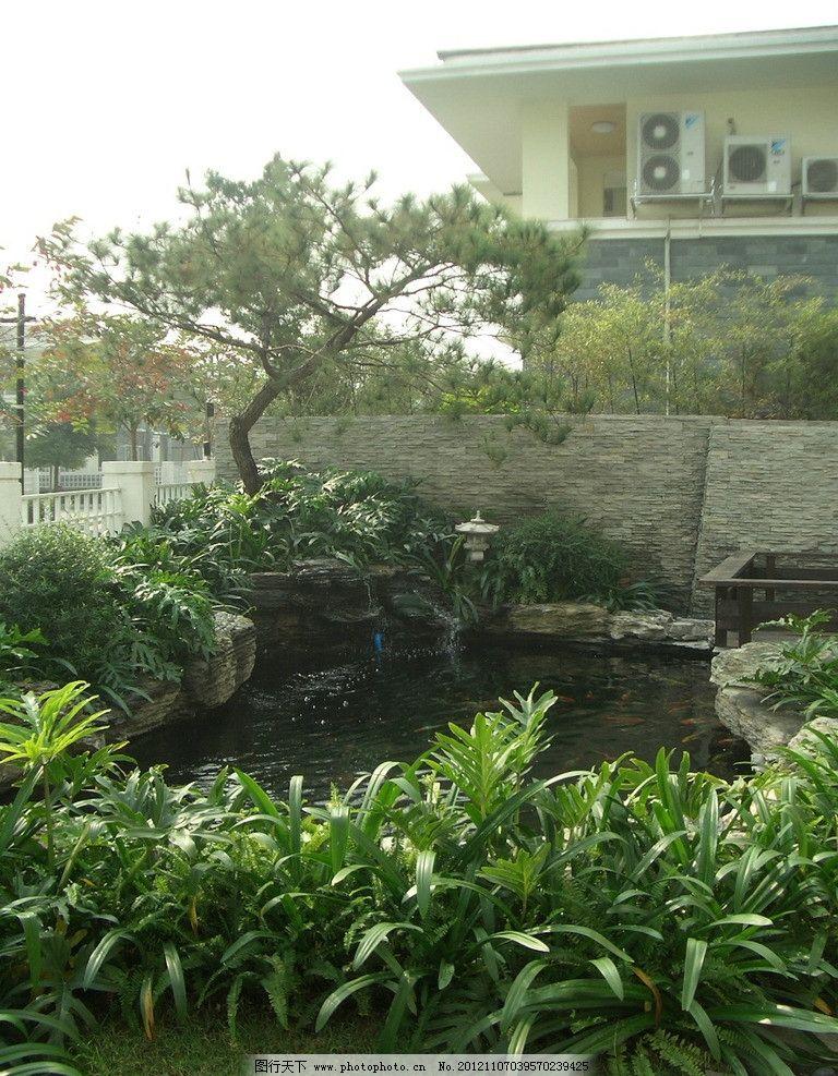 别墅园林 私家园林 室内园林 园林景观 景观设计 庭院摄影 别墅庭院
