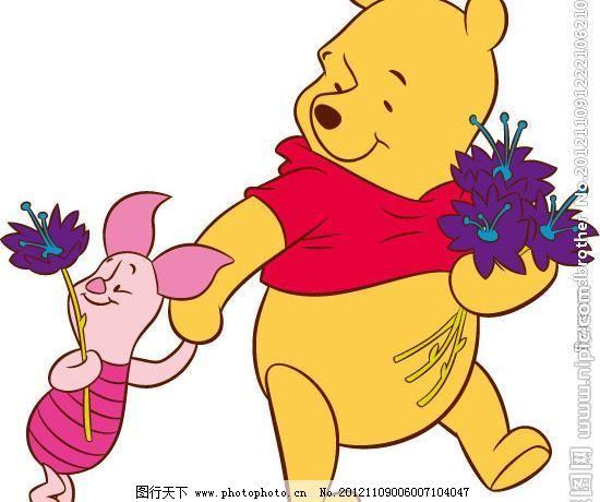男装 童装 印花 婴儿 幼儿 婴幼儿 迪士尼 卡通 动画 英文 字母 小熊