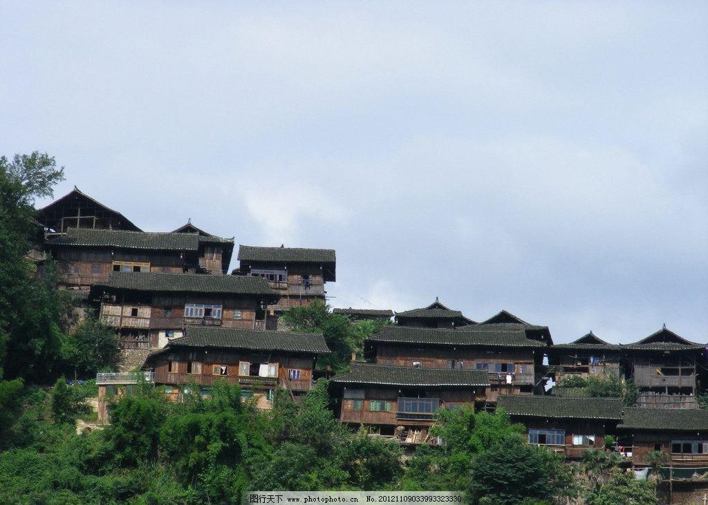 古代建筑 森林 山上 房子 建筑攝影 文化 國內旅游 旅游攝影 攝影 72d