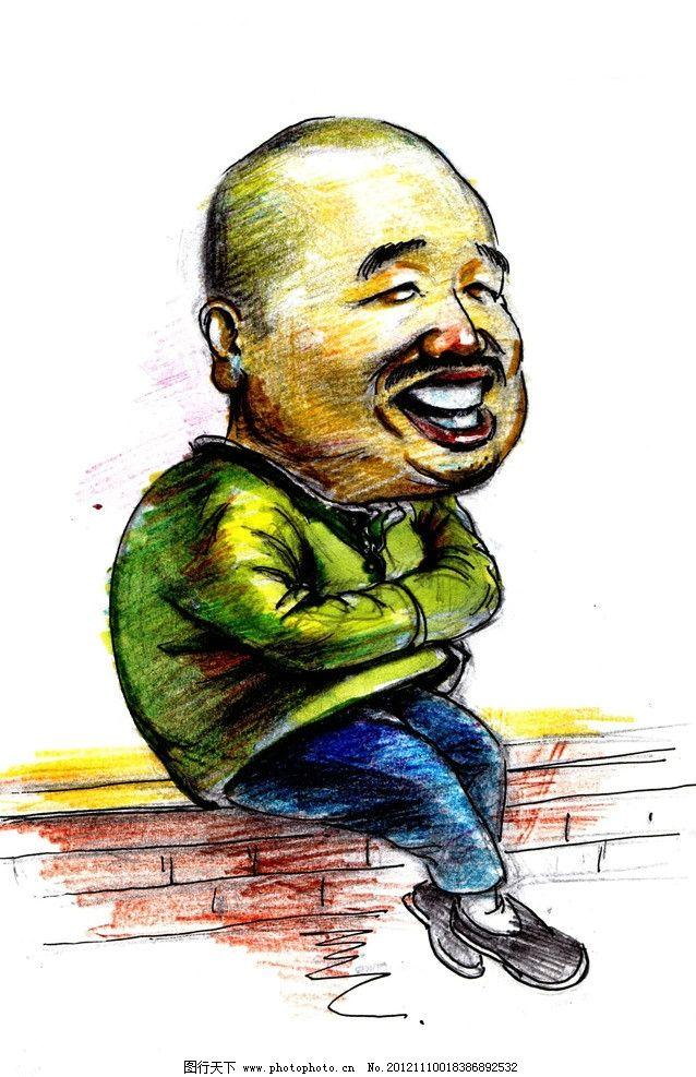q版人物 卡通 q图 动漫 唠嗑 手绘 人物 东北 动漫人物 动漫动画 设计