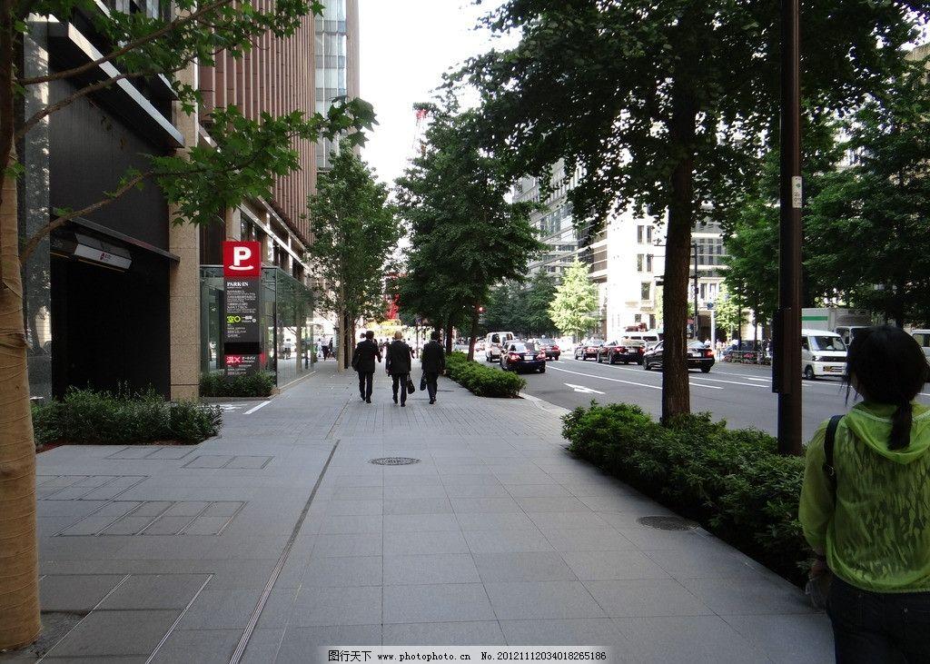 日本街道城市风景图片大全图片