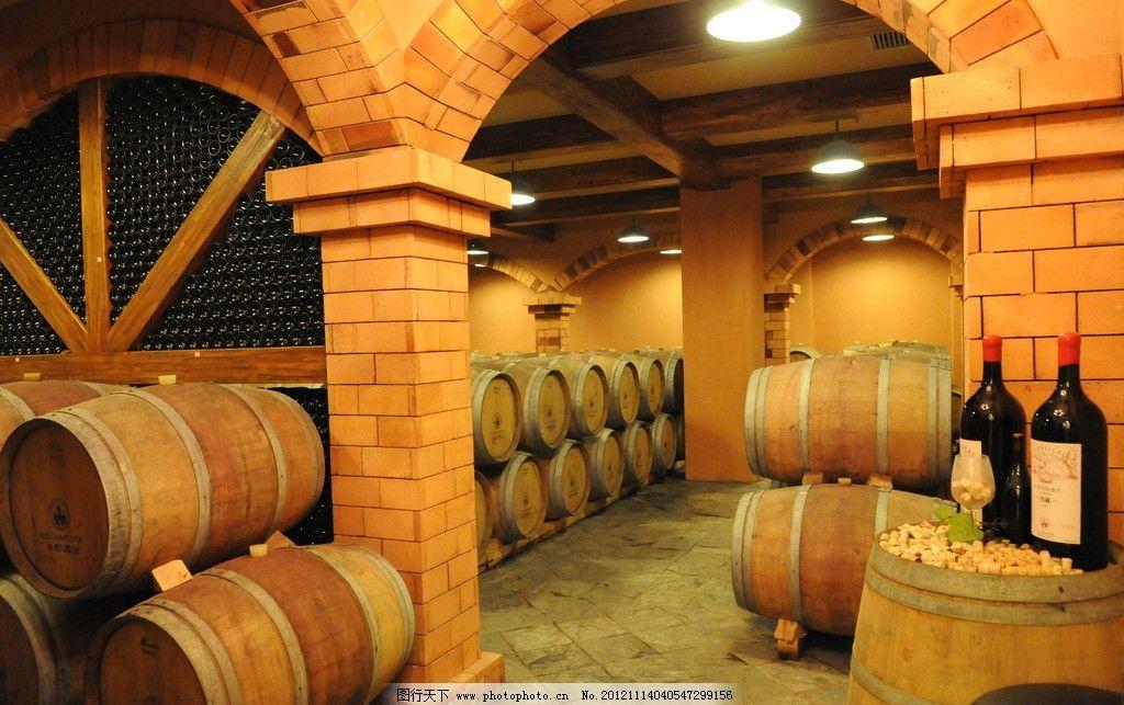 酒文化 橡木桶