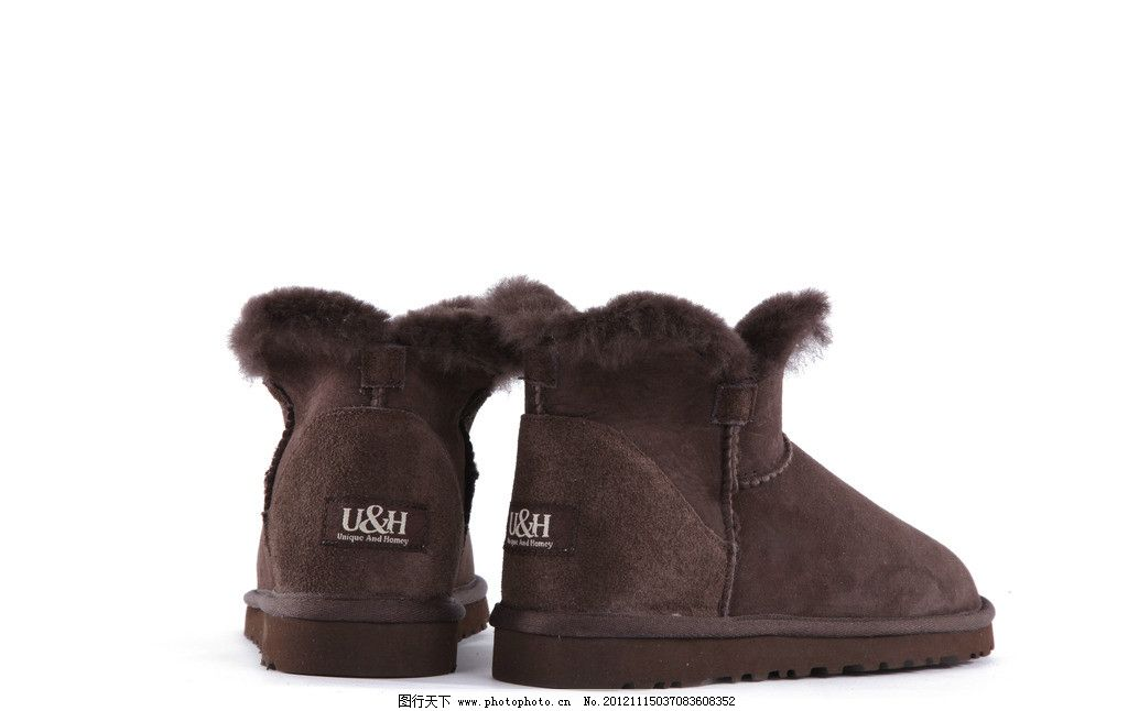 雪地靴图片 ugg 冬天 女鞋