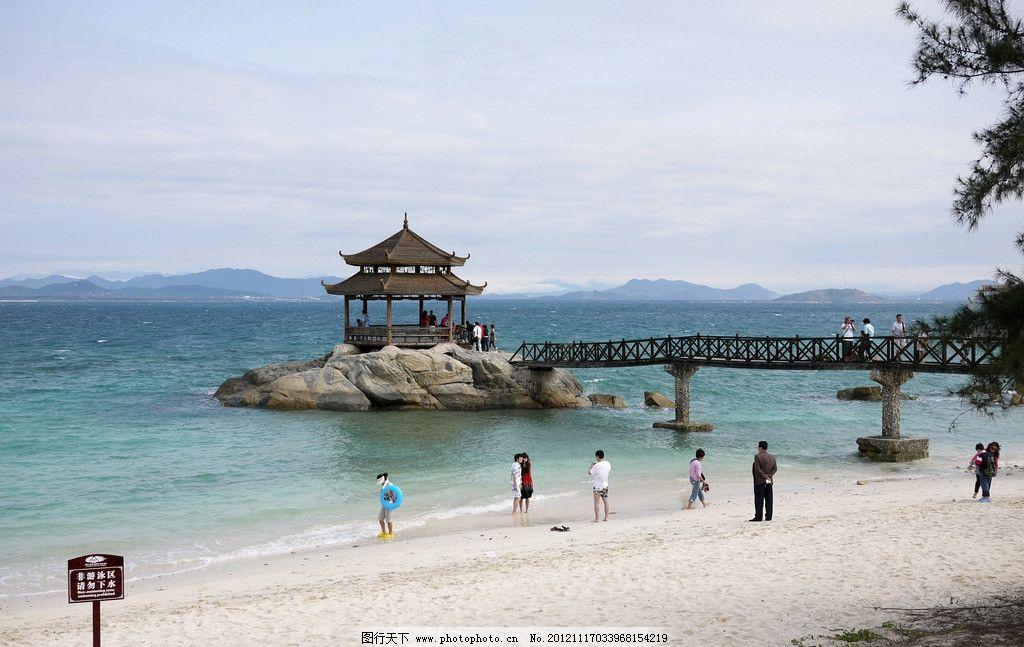 三亚风景 蜈支洲情人岛 情人桥 海滩 国内旅游 旅游摄影 摄影 180dpi