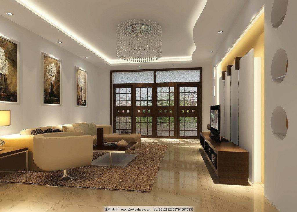 客厅图片,地砖 沙发 地毯 电视柜 电视机 电视背景墙