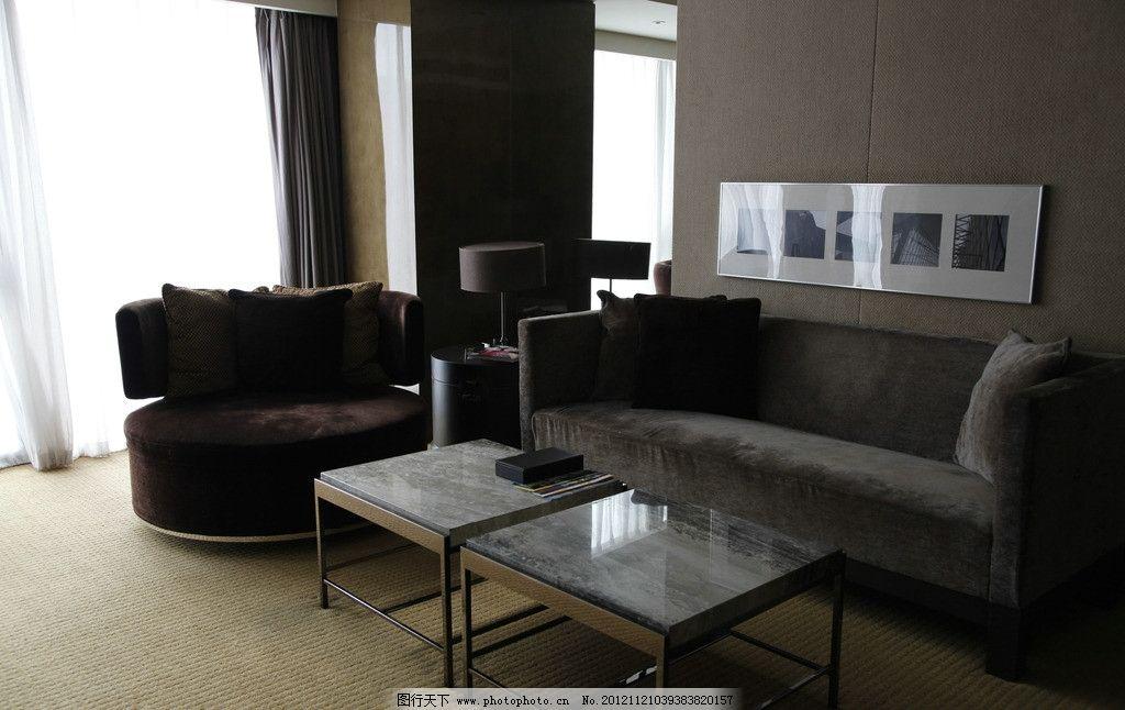 酒店 房间 别墅 住房 沙发 茶几 室内摄影 室内设计 摄影 建筑园林 72