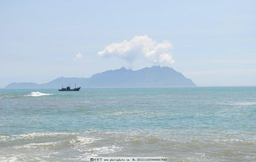 胶南灵山岛 大海图片