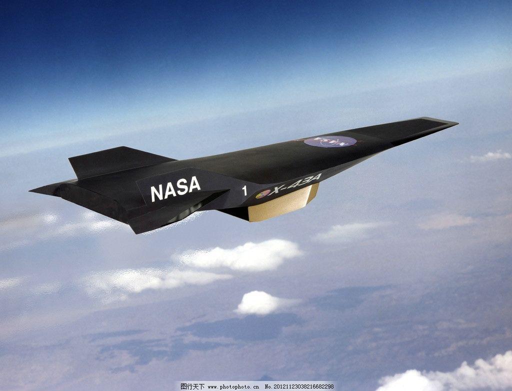 新型飞机囹�a_x 43a的新型无人飞机图片