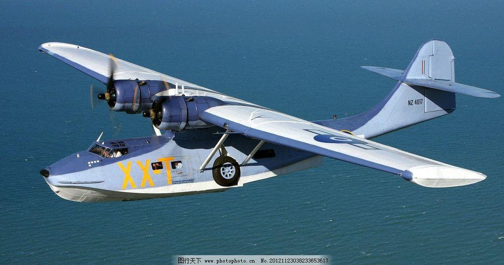 二战水上飞机图片