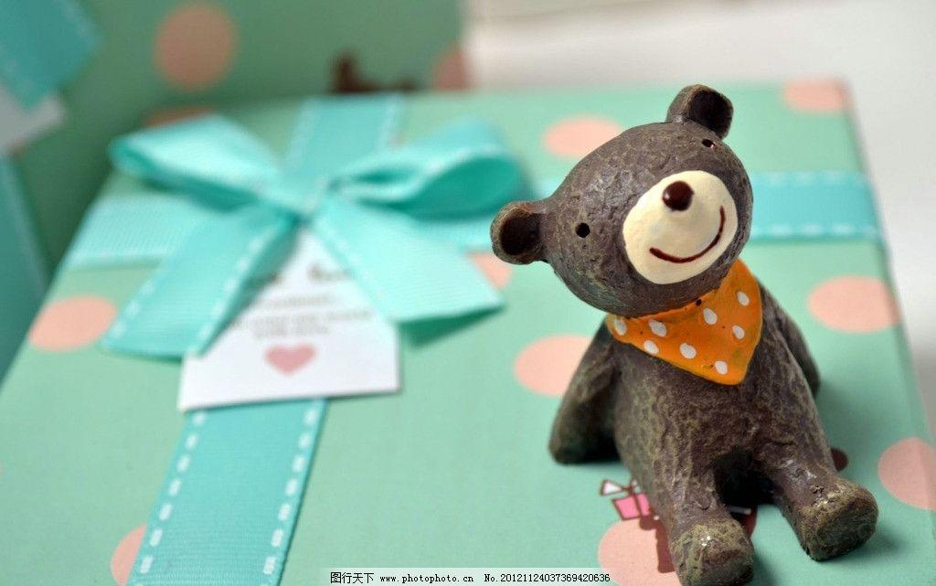 可爱小熊 小熊 公仔 玩具 礼物 zakka 节日 熊仔 静物 道具 家居生活