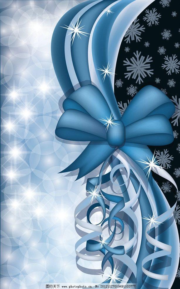 光晕 光斑 蝴蝶结 喜庆 节日 圣诞 圣诞节 圣诞素材 圣诞海报 背景 底
