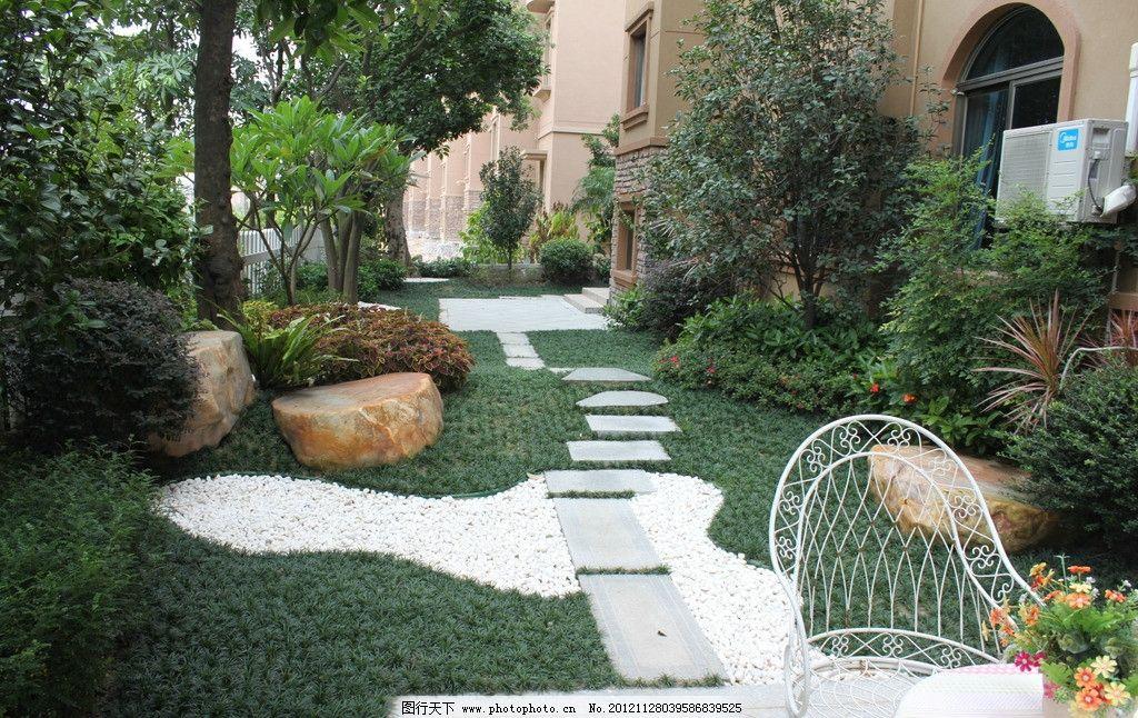 别墅花园 别墅园林 园林小品 园林景观 园林绿化 私家园林 庭院设计