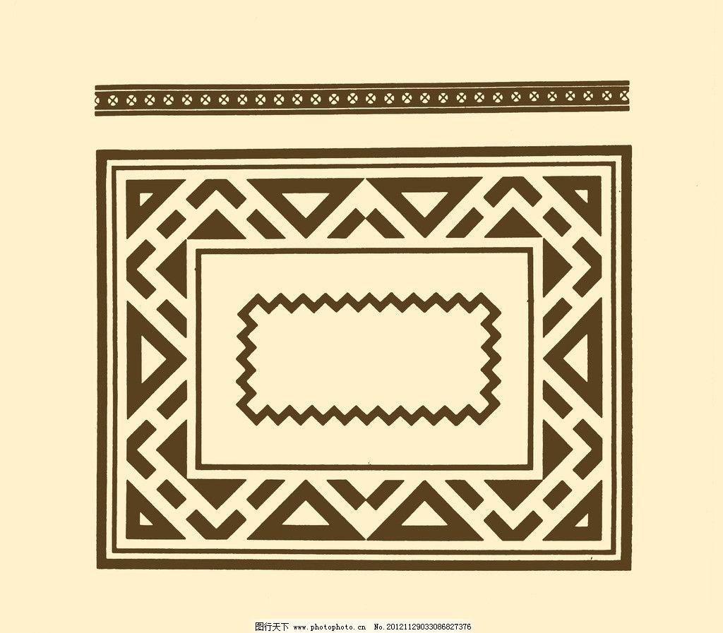 欧式花纹 边框 花纹 框线 底纹 纹样 花边 雕刻 卷草 背景 壁画 psd分