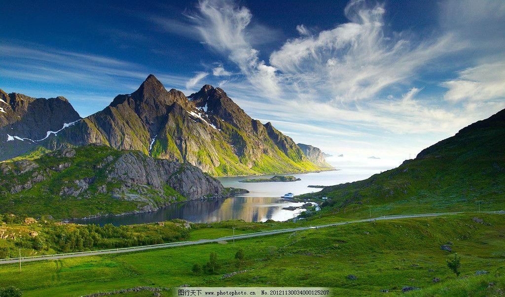 北欧风光高清壁纸图片