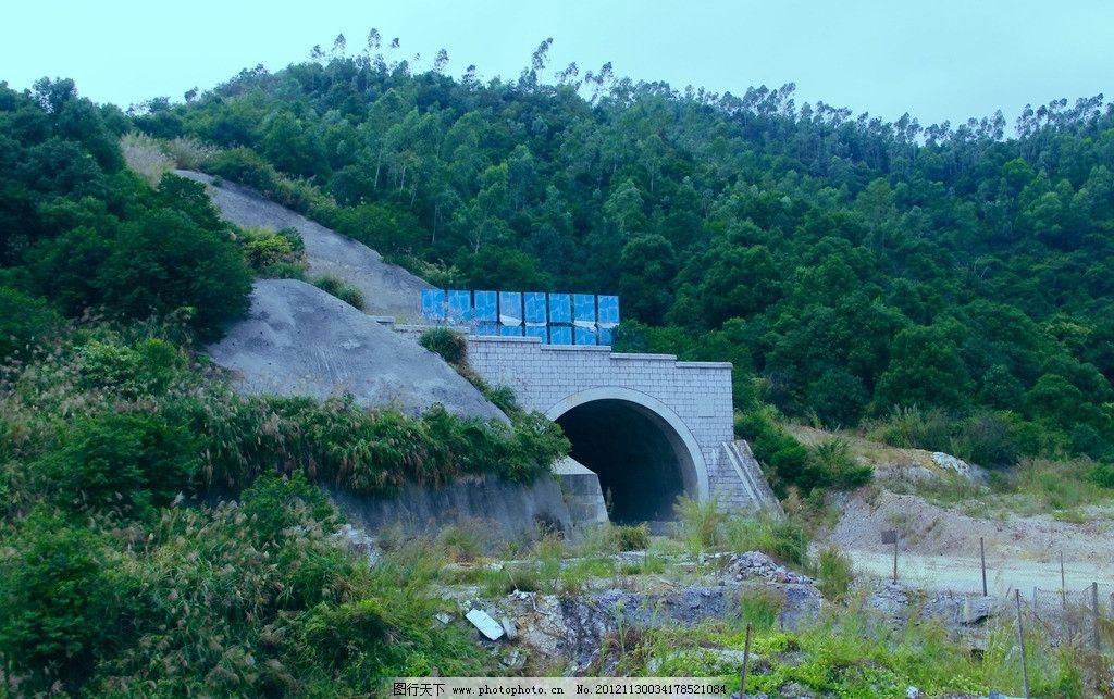 铁路建设 沿路风景图片