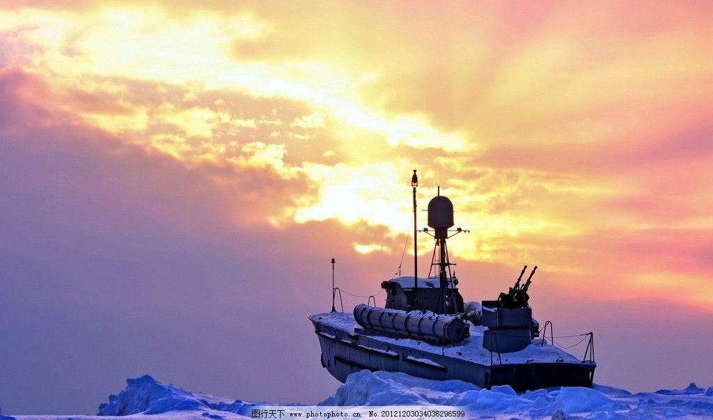客轮 码头 游船 霞光 大海 风景 旅游 国外 高清 素材 国外旅游 旅游