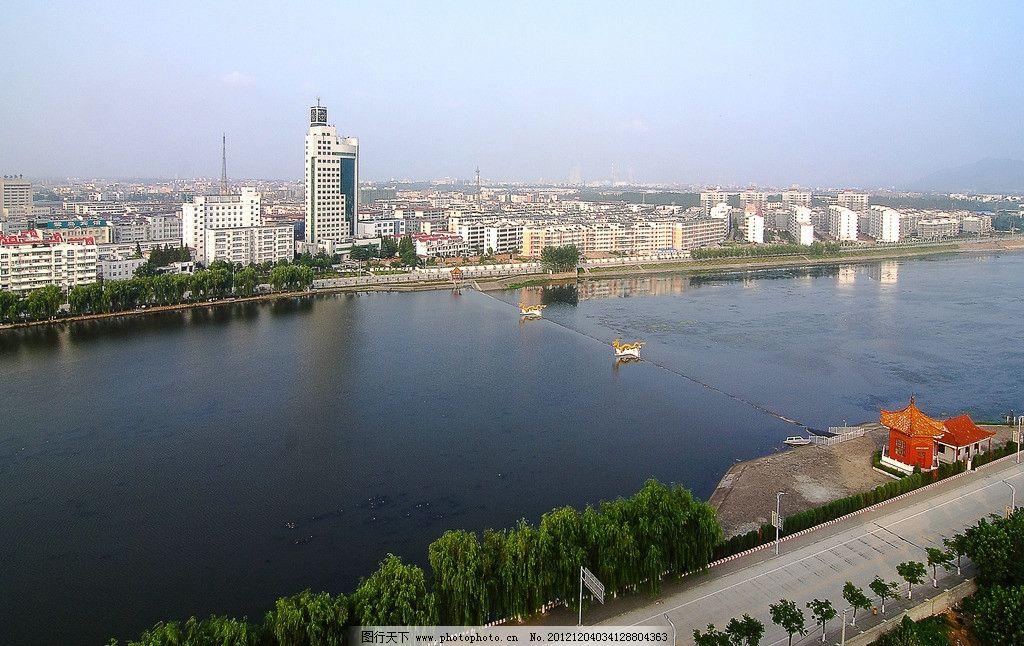 信阳浉河风光风景图片