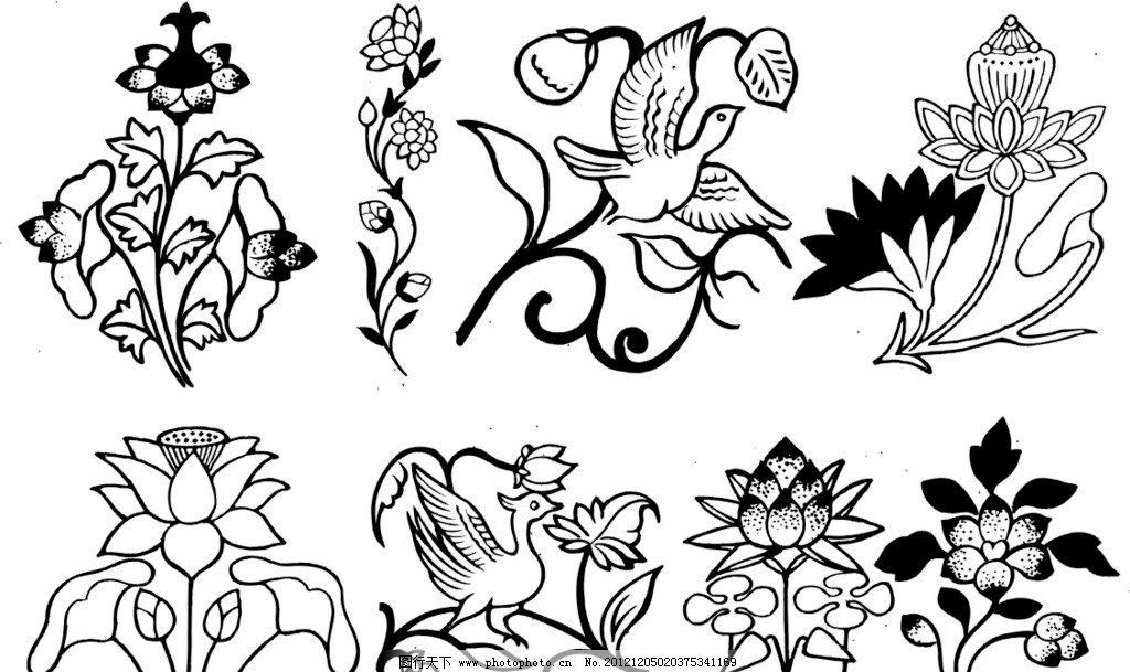 欧式建筑图案 花边花纹 时尚花边 装饰花边 装饰花纹 装饰图案 门框