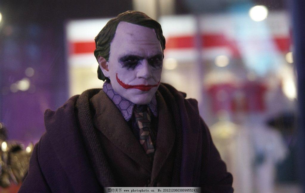蝙蝠侠中的小丑图片