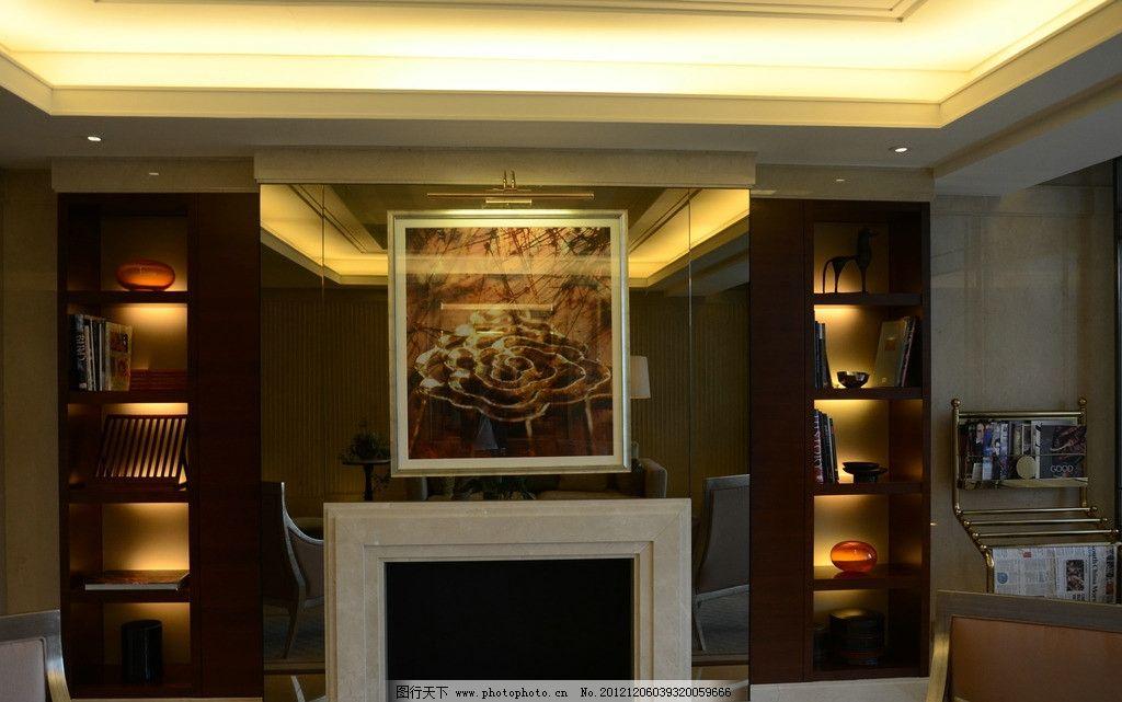 室内设计壁炉图片