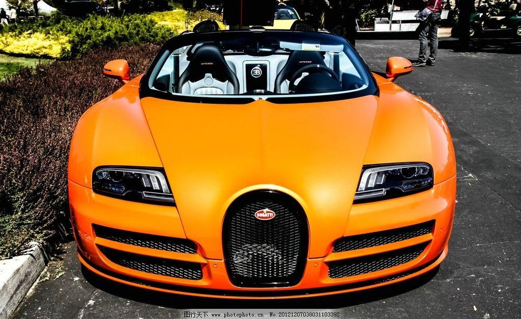 布加迪 豪华车 宣传 新款 跑车 轿车 世界名车 敞篷 汽车 交通工具